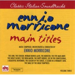 MAIN TITLES VOL. 3 : 1965-1985 [BEST OF]MORRICONE