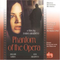 PHANTOM OF THE OPERA [B.O.] ENNIO MORRICONE