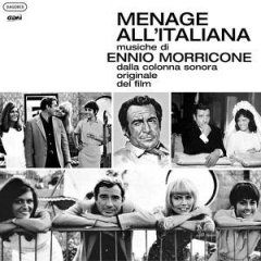 MENAGE ALL'ITALIANA[B.O.]ENNIO MORRICONE