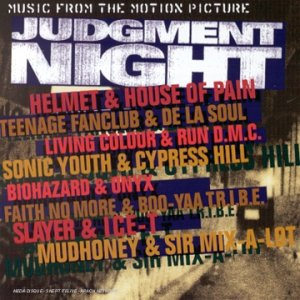 JUDGMENT NIGHT SONGS