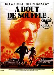 A BOUT DE SOUFFLE MADE IN USA