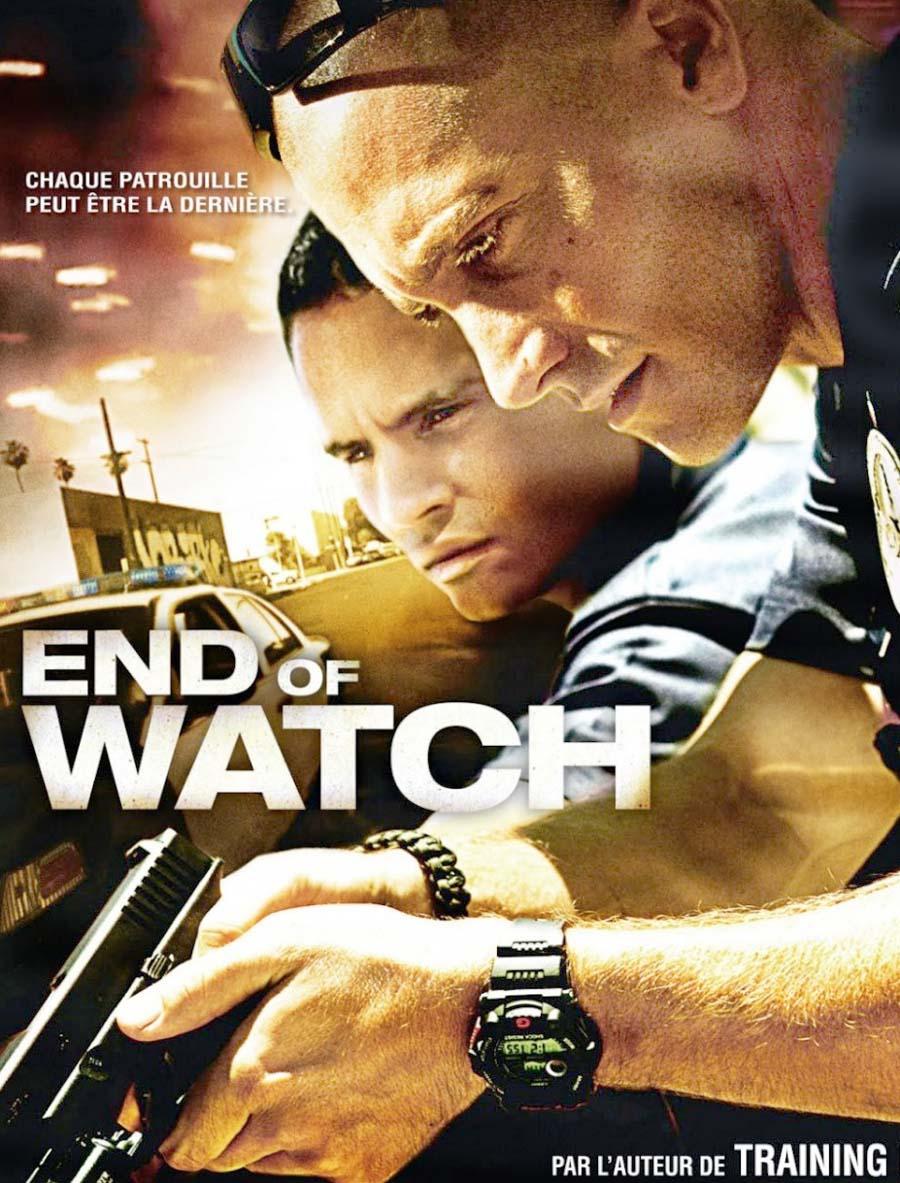 პატრული (ქართულად) - End of Watch / Патруль (2012)