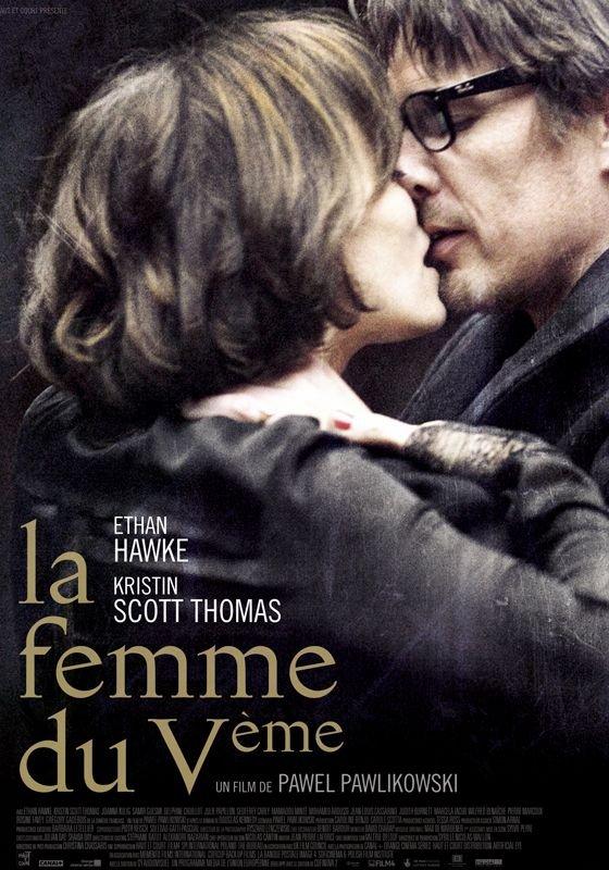 La femme du Vème - 2012 3D 1080p Yakında Mkvindir.Com'da !