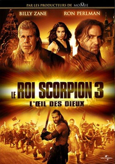 Le Roi Scorpion 3 - L'Oeil des Dieux (2012)